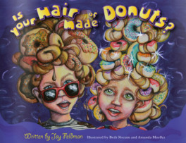 is your hair made of donuts