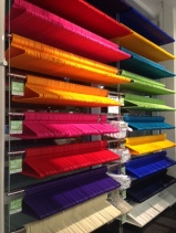 LOVE the colors!! Make your closet POP!